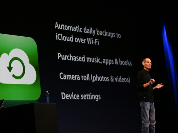 Storage full: how Google, Apple, and Microsoft are egging users on to buy personal cloud