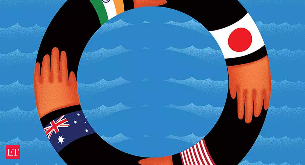 The Quad's economic imperative: Participating nations should cooperate and benefit beyond the security framework