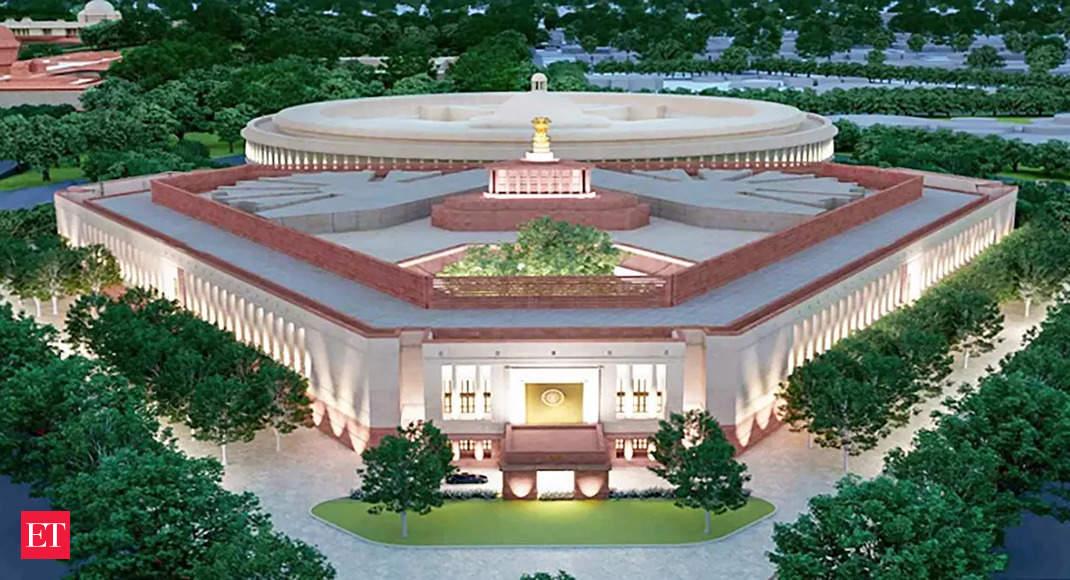 central vista project: Shiv Sena slams Modi govt for Central Vista project amid pandemic