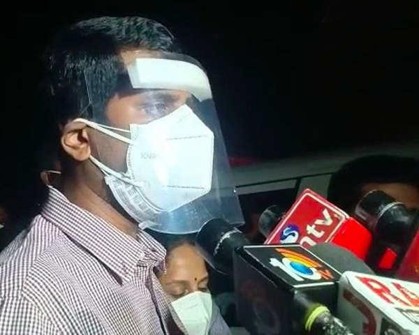 Andhra Pradesh: 11 patients die due to low pressure oxygen in Tirupati's  Ruia Hospital, CM orders probe - The Economic Times Video   ET Now