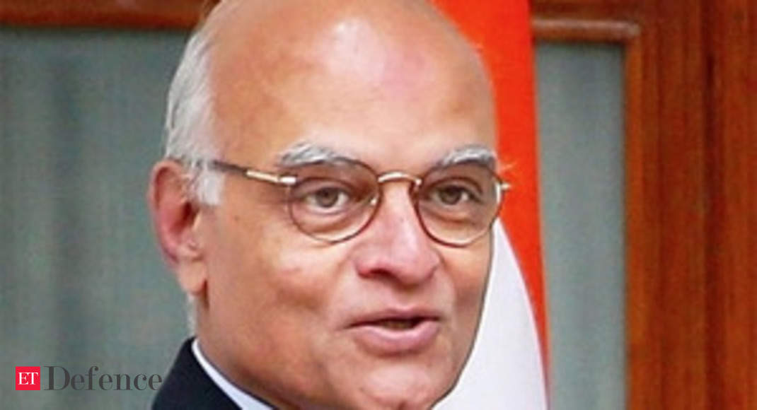India needs to restore deterrence to stop China from attempting to nibble at LAC: Shivshankar Menon