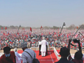 Do big election rallies really matter? Here is what available evidence points to