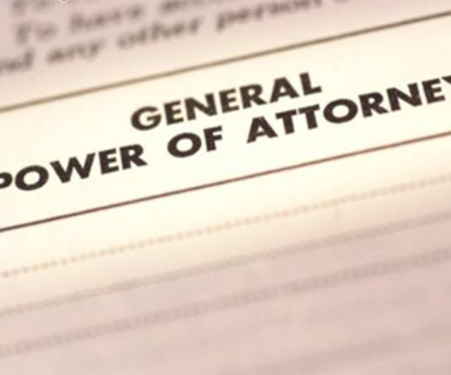 3 Give Power Of Attorney To Someone In India Five Things To Note