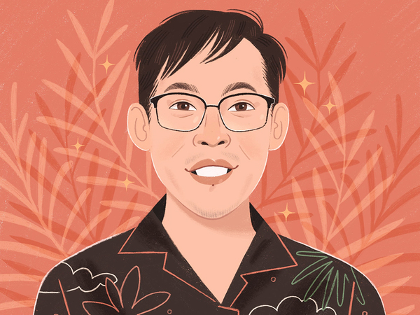 Tips from Youyang Gu, the pandemic's star data scientist who had never worked on healthcare models