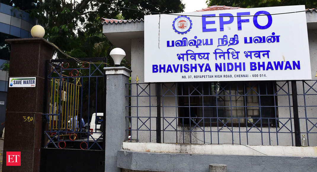 EPFO net new enrollments decreases by 1.9 per cent in 2020-21