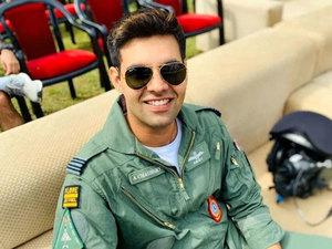 MiG-21 crash: NDA pays homage to Sqn Ldr Abhinav Choudhary - The Economic  Times