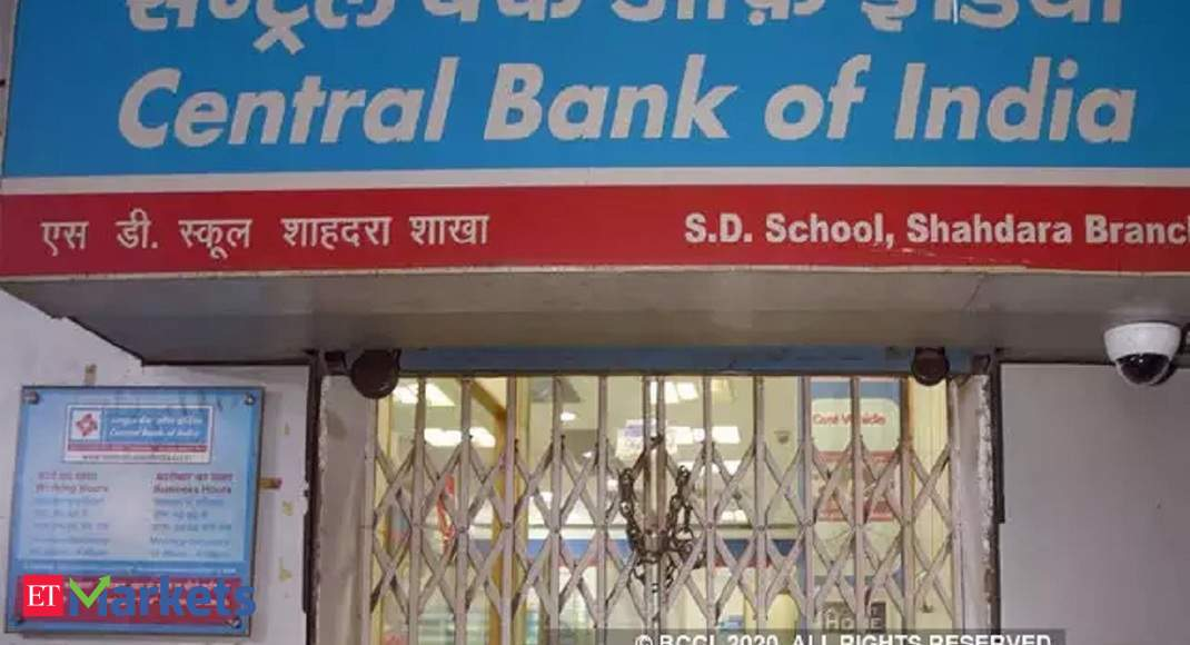 Central Bank of India allots over 280 crore preferential shares to govt for capital infusion