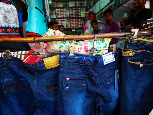 Good ol' jeans are facing pandemic blues. A stitch in time may help denim makers.