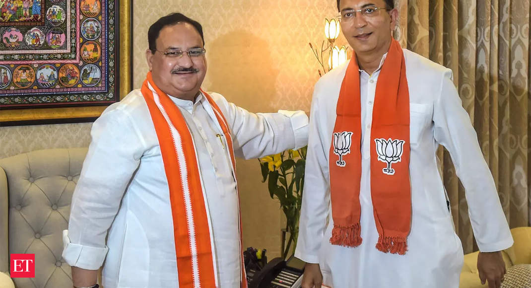 BJP only national party in the country: Jitin Prasada - Journal Beat