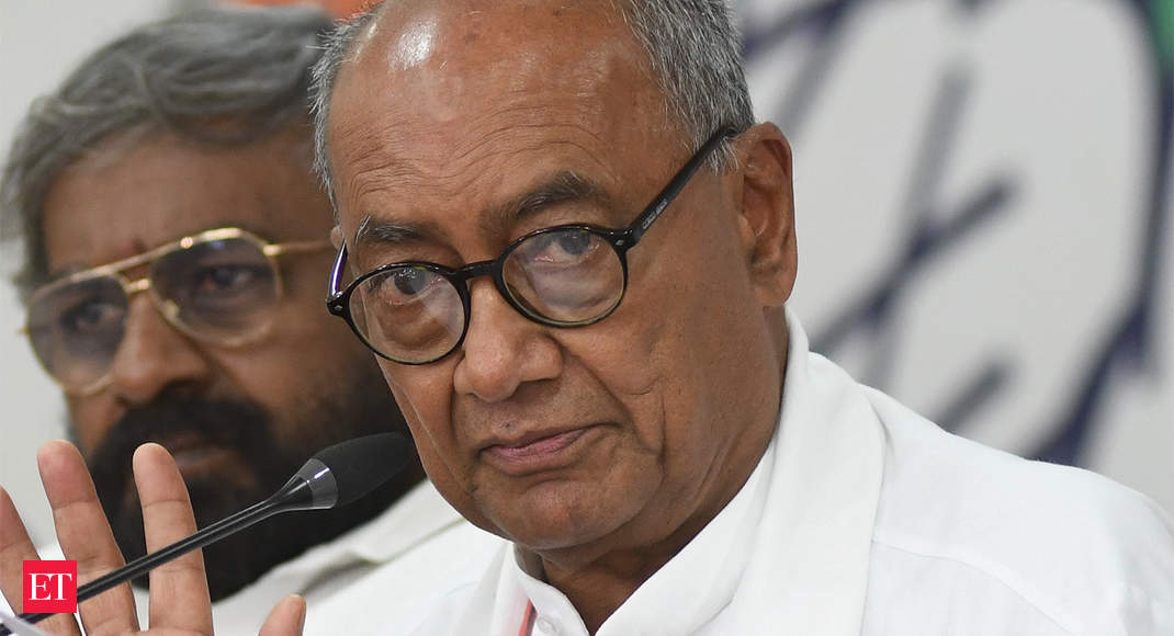 Ravi Shankar Prasad asks Congress to make its stand clear on Digvijay Singh's Article 370 remark