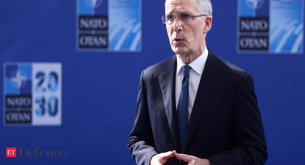 Image NATO to toughen G7 message on China despite Beijing's cries of 'slander'