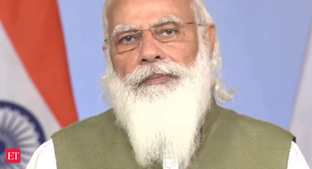 India working towards restoring 2.6 cr hectares of degraded land by 2030: PM Modi at UN – The Economic Times Video