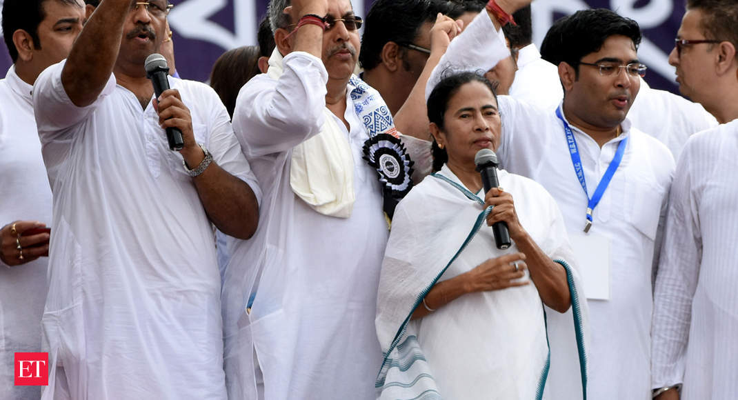 More Bengal BJP leaders, workers want to join Trinamool