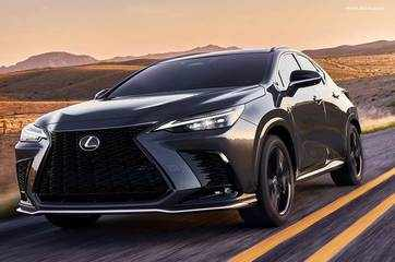 All-new Lexus NX revealed, comes with plug-in hybrid tech and multiple safety features
