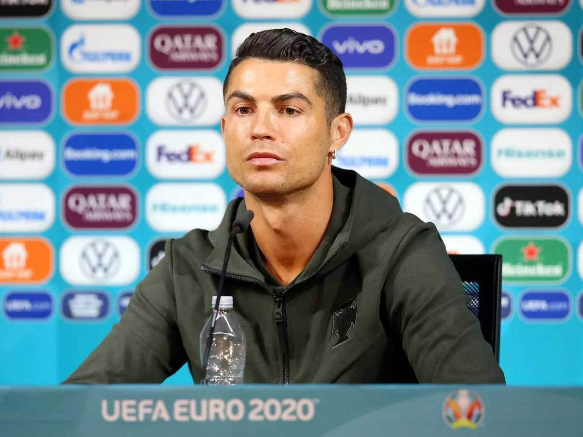 Cristiano Ronaldo | Coca Cola: Cristiano Ronaldo pass may put Coca-Cola  endorsers in a spot