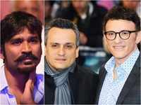 Russo brothers are 'excited' to work with Dhanush, wish him good luck for 'Jagame Thandhiram'