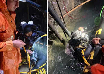 Meghalaya: Rescue operation of miners trapped in flooded coal mine continues