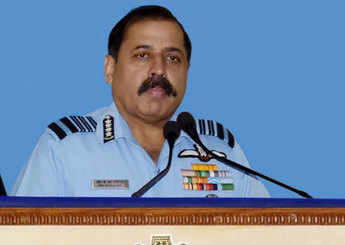 'Talks are on with China for next round': IAF chief RKS Bhadauria on Eastern Ladakh situation