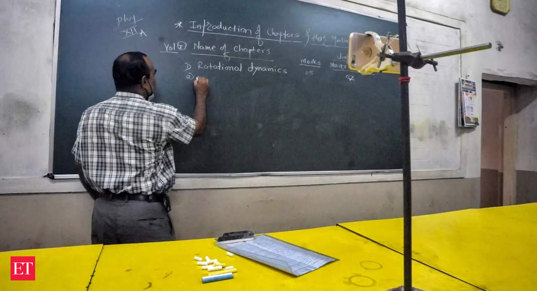 Photo of Rajasthan to create over 10,000 posts for computer teachers