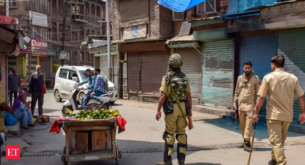 Congress favours 'transparent' delimitation exercise in Jammu & Kashmiri