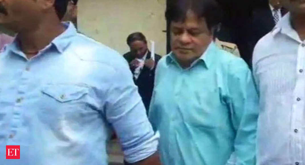 NCB arrests Dawood Ibrahim's brother Iqbal Kaskar in drugs case – The Economic Times Video