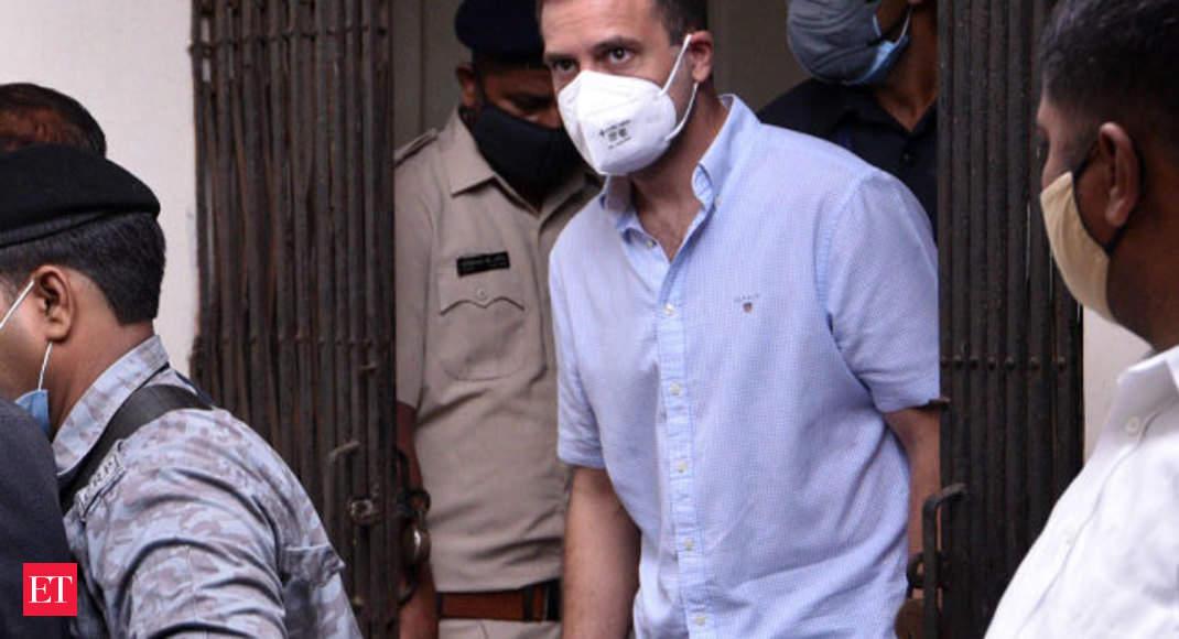 Rahul Gandhi appears before Surat court in criminal defamation case over 'Modi surname' remark