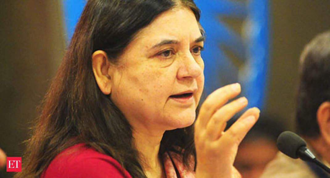 Agra vet claims Maneka Gandhi allegedly threatened him, colleagues protest