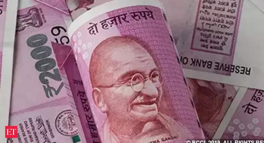 मई राजकोषीय घाटा 1.23 लाख करोड़ रुपये, वित्त वर्ष 22 के लक्ष्य का 8.2%