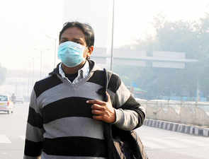 People living in cities with high PM2.5 levels more likely to get Covid