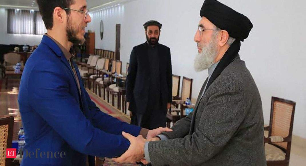 Afghan warlord Gulbuddin Hekmatyar's grandson moves on from family's bitter past