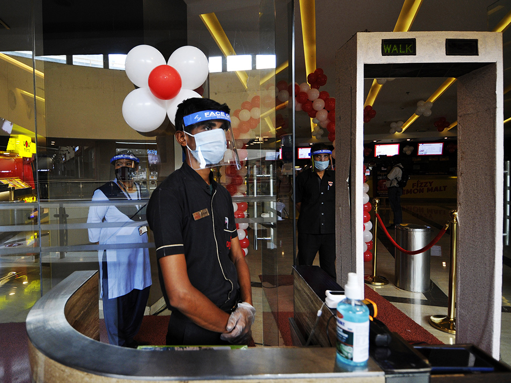 As multiplexes, food courts struggle amid the pandemic, malls must rethink their anchor tenants