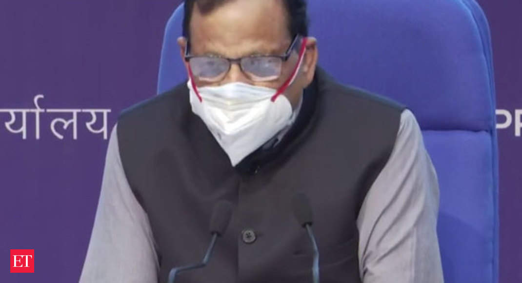 2 doses of vaccine successful in preventing 95% of Covid deaths: Dr VK Paul – The Economic Times Video