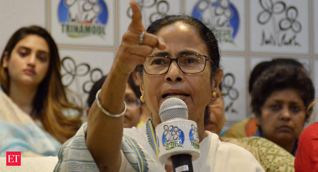 West Bengal Chief Minister Mamata Banerjee denies post-poll violence