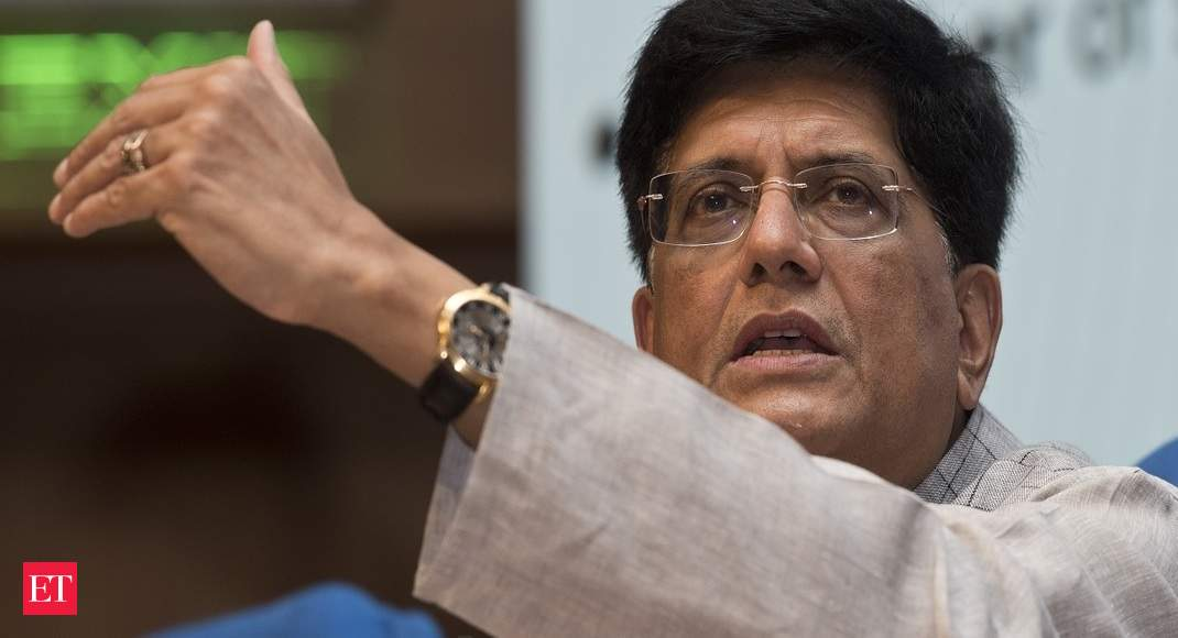 Clear indications of economic recovery, confident of high exports, FDI: Piyush Goyal