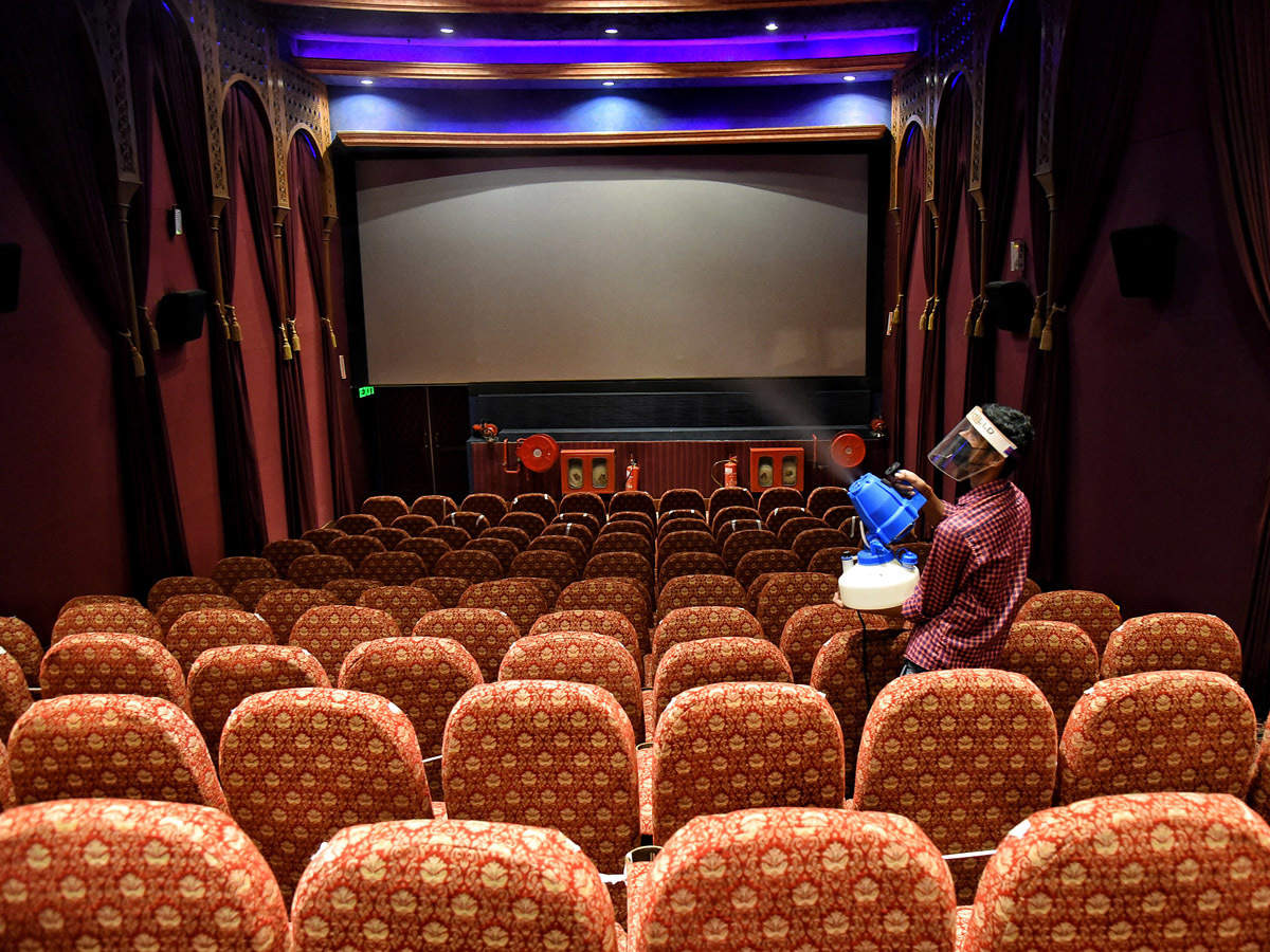 The Cinema: Latest News & Videos, Photos about The Cinema | The Economic  Times - Page 1