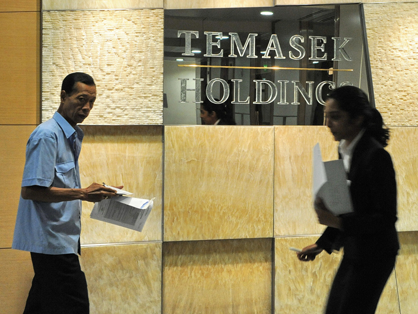 Temasek makes carbon emissions essential to its investment decisions