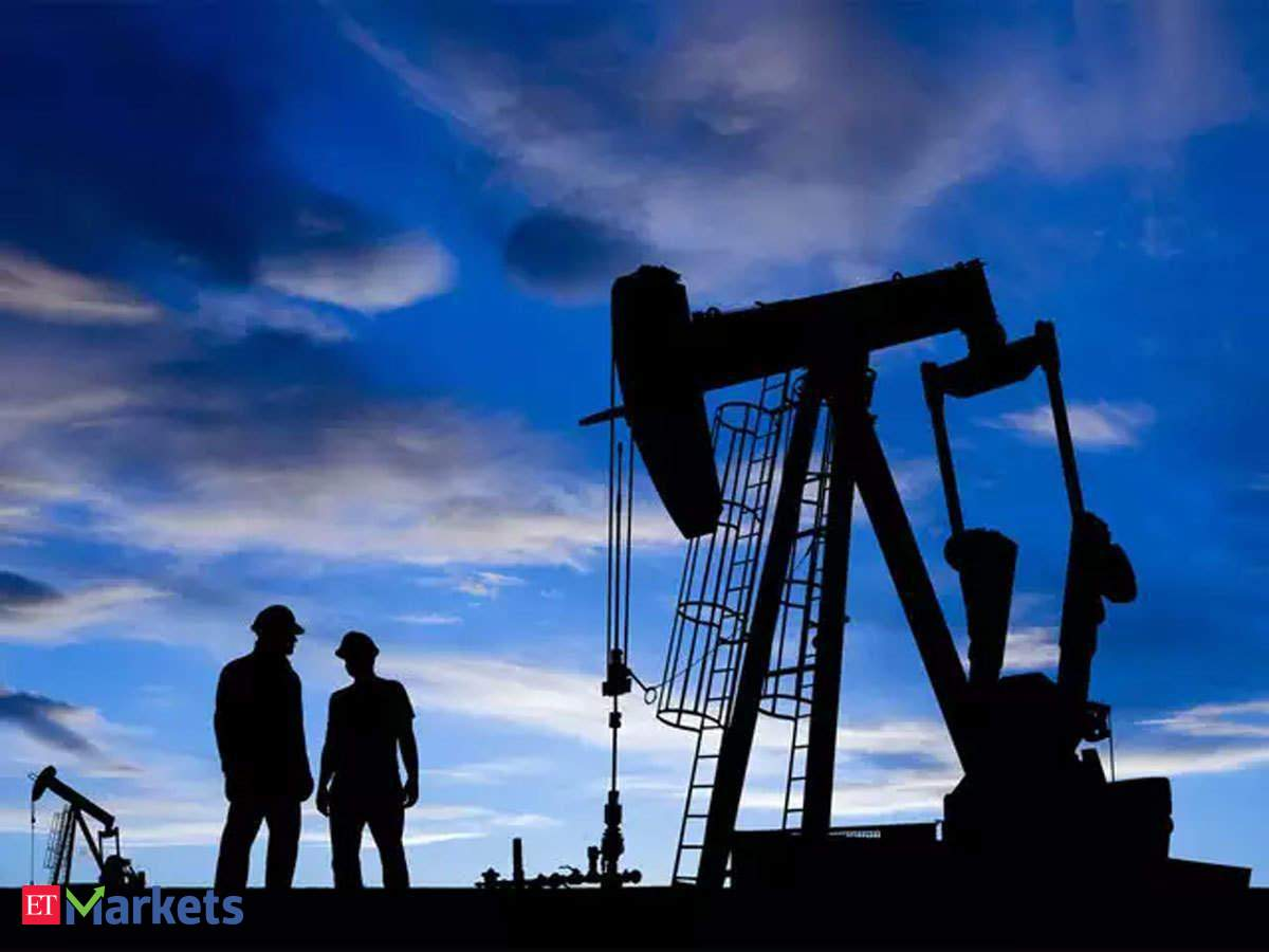 Crude oil prices slide on worries over China economy and higher crude output  - The Economic Times