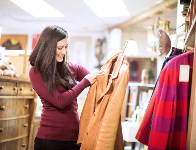 Old is new again: Young fashionistas turning to tech to buy & sell vintage clothing, make fashion sustainable