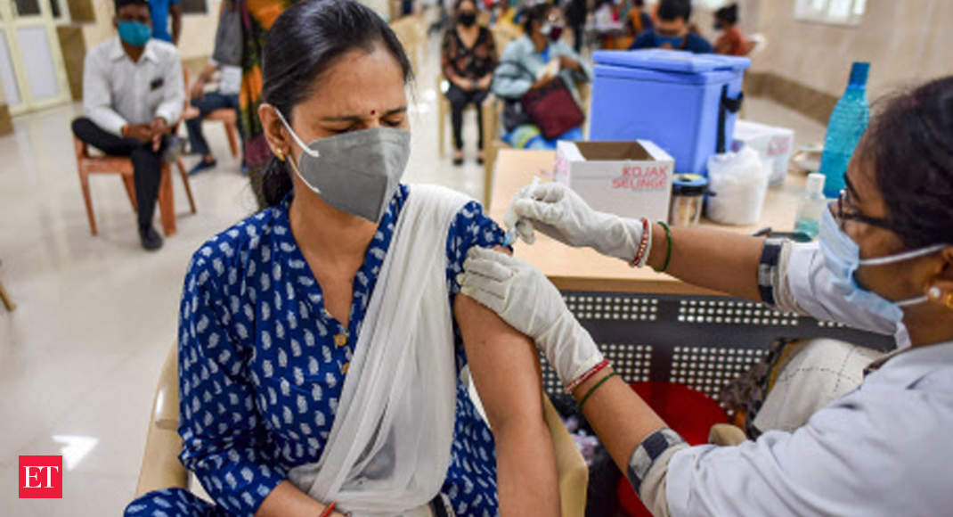 Covid vaccine administration rapidly increasing; 13.45 cr doses administered in July: Health Minister
