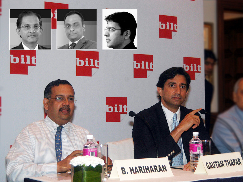 All of Gautam Thapar's men and horses, and the charges they face before Sebi and other agencies