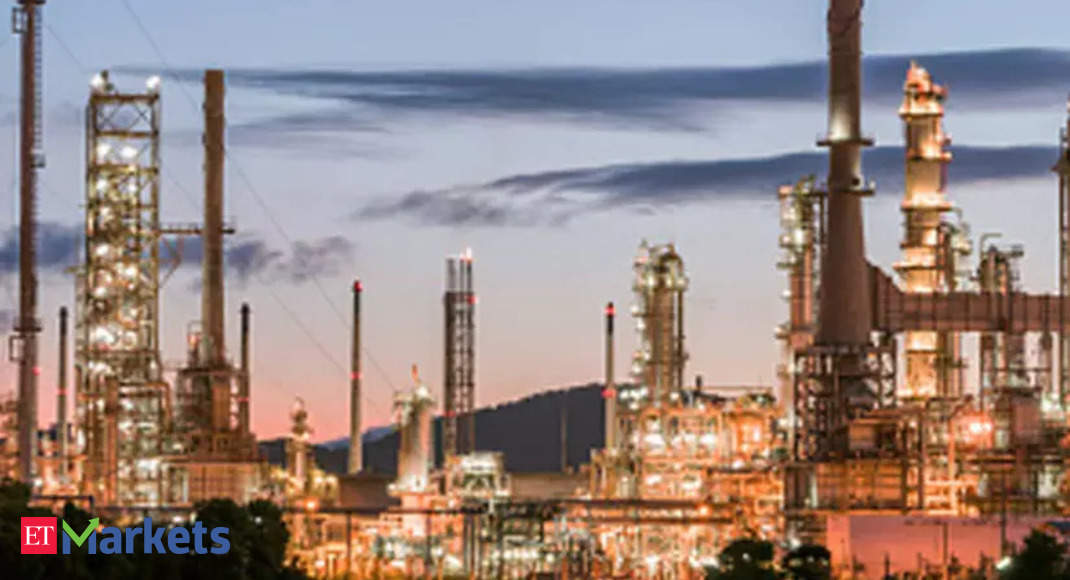Capacity utilisation at refineries rises to 91% in July