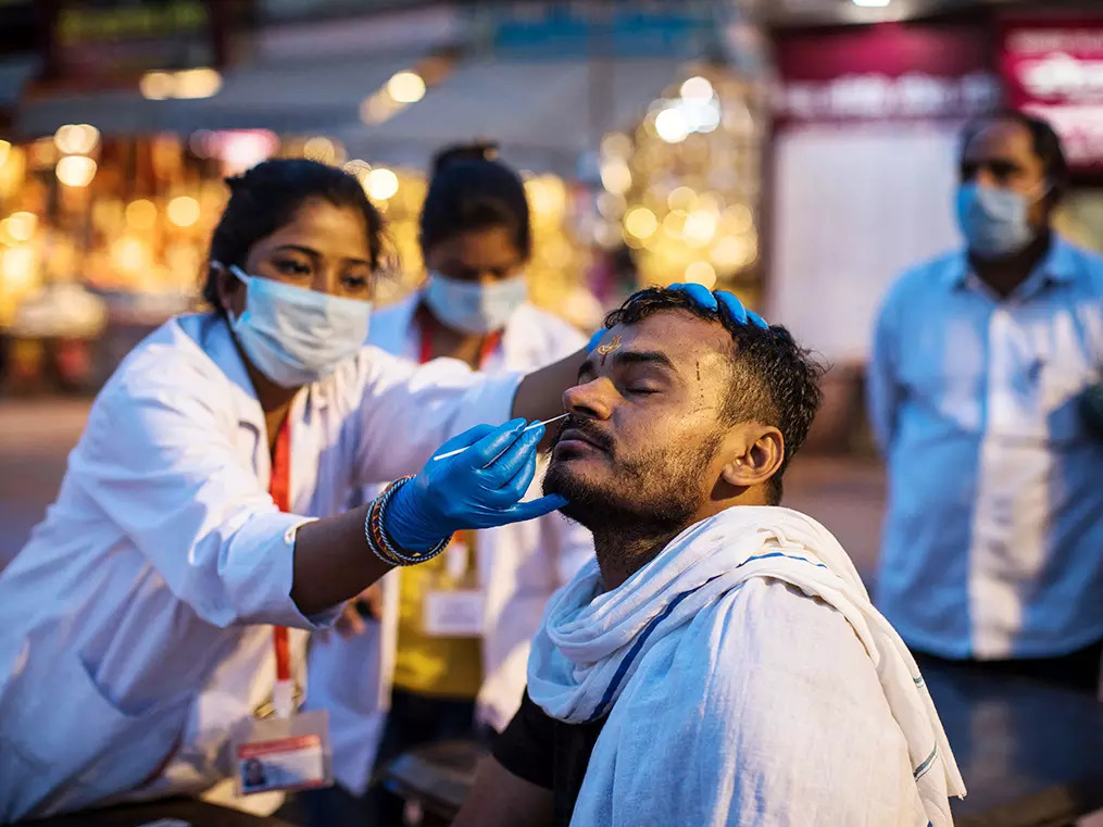 The Kumbh testing scam is a symptom of chronic disease in pathology labs. What are ICMR, NABL doing?