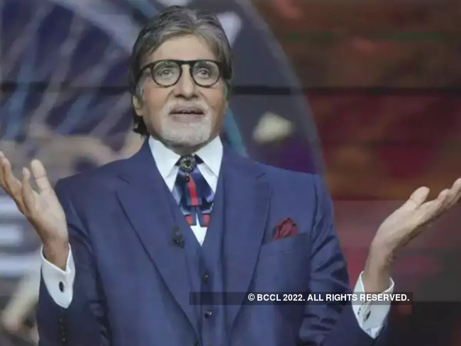 Amitabh Bachchan's 'tie-bow' is winning the Internet; meet the woman behind  the reinvented tie - The Economic Times