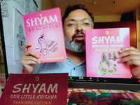 Janmashtami special for children: Devdutt Pattanaik's new book 'Shyam, Our Little Krishna'