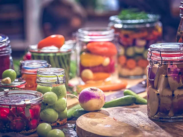The science of how six servings a day of fermented foods can lower inflammation
