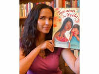 'Tomatoes For Neela': Padma Lakshmi cooks up a children's book with a message