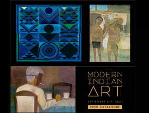 MF Husain's 1972 oil painting may fetch Rs 4 cr at online auction