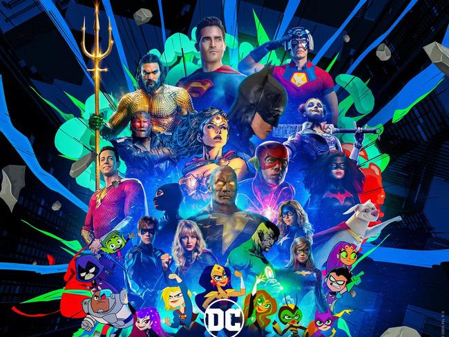 DC FanDome 2021 Lineup