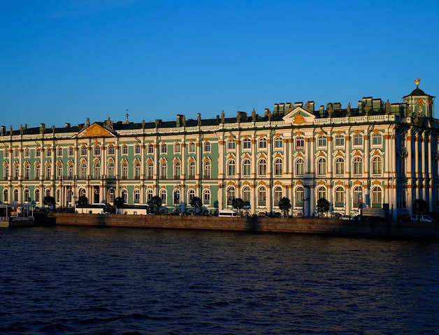 Russia's Hermitage museum to sell masterpieces including a da Vinci as NFTs