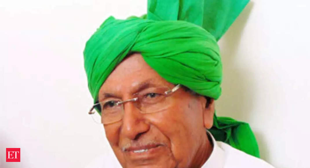 Third front will be formed soon: INLD chief Om Prakash Chautala thumbnail
